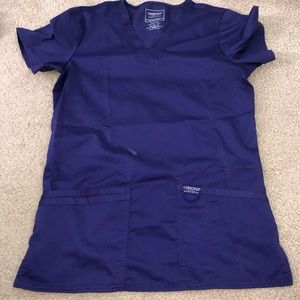 Purple scrub set!!